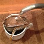 お湯を注ぐだけのワンドリップ珈琲
